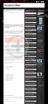 20162017 Mercedes Comand DVD EUROPE APS NTG1 17 Full Version preview. Click for more details